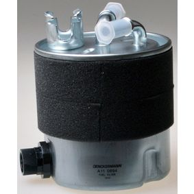 Fuel filter Height: 99mm with OEM Number 16400-JD52D