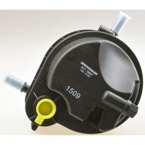 2008 Peugeot 107 PN 1.4 HDi Fuel filter A110697
