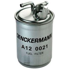 Kraftstofffilter Höhe: 172mm mit OEM-Nummer 611 090 08 52