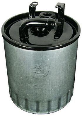 DENCKERMANN  A120022 Kraftstofffilter Höhe: 127mm