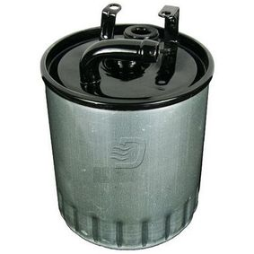 Kraftstofffilter Höhe: 127mm mit OEM-Nummer A 611 092 02 01