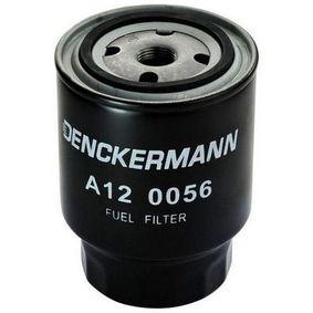 Kraftstofffilter Höhe: 154mm mit OEM-Nummer 164037F40B