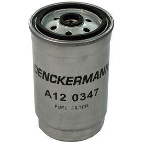 Fuel filter A120347 SORENTO 1 (JC) 2.5 CRDi MY 2007