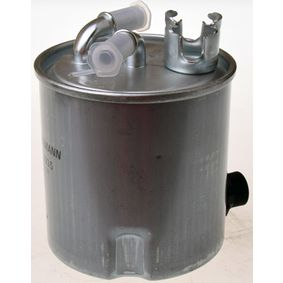 Fuel filter Height: 122mm with OEM Number 16400JY09D