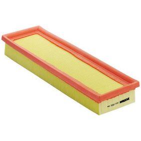 Filtro aria Lunghezza: 335mm, Largh.: 101mm, Alt.: 45mm, Lunghezza: 335mm con OEM Numero 1444 VJ