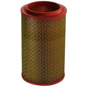 Luftfilter Länge: 149mm, Breite: 104mm, Höhe: 256mm mit OEM-Nummer 7786626