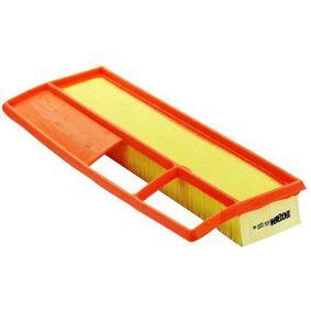 Filtro aria Lunghezza: 377mm, Largh.: 148mm, Alt.: 48mm, Lunghezza: 377mm con OEM Numero 5519 3849