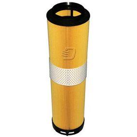 DENCKERMANN  A141282-1 Luftfilter Höhe: 431mm