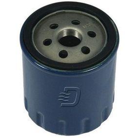 Ölfilter Innendurchmesser 2: 72mm, Innendurchmesser 2: 63mm, Höhe: 88mm mit OEM-Nummer 7700 734 825