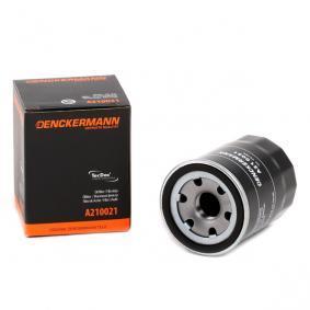 Oljefilter Innerdiameter 2: 62mm, Innerdiameter 2: 54mm, H: 87mm med OEM Koder 15400 PLM A02