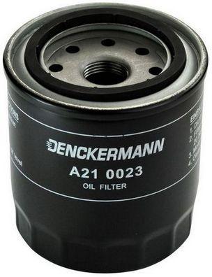DENCKERMANN  A210023 Ölfilter Innendurchmesser 2: 66mm, Innendurchmesser 2: 57mm, Höhe: 93mm