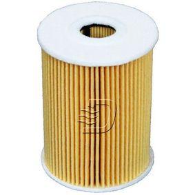 Ölfilter Innendurchmesser 2: 27mm, Innendurchmesser 2: 27mm, Höhe: 101mm mit OEM-Nummer 4105409