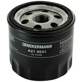 Ölfilter Innendurchmesser 2: 71mm, Innendurchmesser 2: 62mm, Höhe: 76mm mit OEM-Nummer 4105 409BB