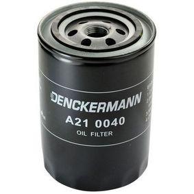 Ölfilter Innendurchmesser 2: 71mm, Innendurchmesser 2: 62mm, Höhe: 139mm mit OEM-Nummer 125 7492