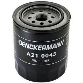Ölfilter Höhe: 126mm mit OEM-Nummer 119770-90620