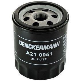 Ölfilter Innendurchmesser 2: 71mm, Innendurchmesser 2: 62mm, Höhe: 96mm mit OEM-Nummer 15601-87705