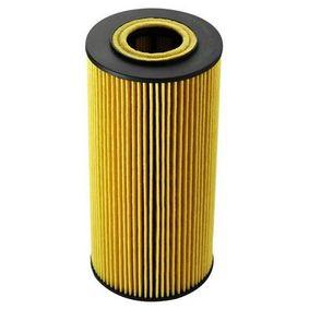 Ölfilter Innendurchmesser 2: 37mm, Innendurchmesser 2: 37mm, Höhe: 174mm mit OEM-Nummer 4294841