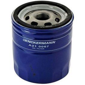 Ölfilter Innendurchmesser 2: 72mm, Innendurchmesser 2: 63mm, Höhe: 88mm mit OEM-Nummer 914444