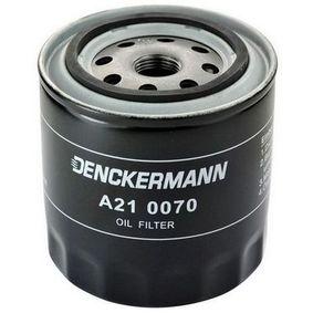 Ölfilter Innendurchmesser 2: 71mm, Innendurchmesser 2: 62mm, Höhe: 98mm mit OEM-Nummer 830424