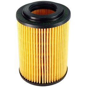 Filtro de aceite A210081 CR-V 4 (RM_) 2.2 i-DTEC AWD (RE6) ac 2021