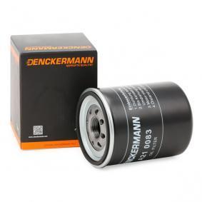 Ölfilter Innendurchmesser 2: 87mm, Innendurchmesser 2: 80mm, Höhe: 123mm mit OEM-Nummer 1651678E01000