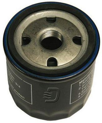 DENCKERMANN  A210097 Ölfilter Innendurchmesser 2: 72mm, Innendurchmesser 2: 63mm, Höhe: 78mm