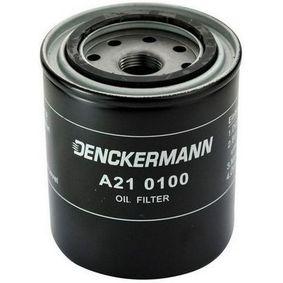 Ölfilter Innendurchmesser 2: 66mm, Innendurchmesser 2: 57mm, Höhe: 102mm mit OEM-Nummer 650393