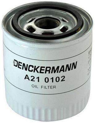 DENCKERMANN  A210102 Ölfilter Innendurchmesser 2: 63mm, Innendurchmesser 2: 72mm, Höhe: 106mm