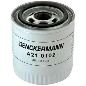 Ölfilter Innendurchmesser 2: 63mm, Innendurchmesser 2: 72mm, Höhe: 106mm mit OEM-Nummer AJ04-14-302B