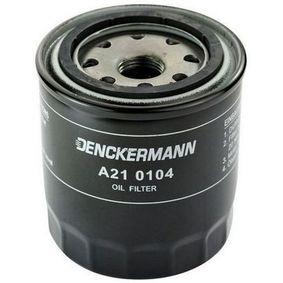 Ölfilter Innendurchmesser 2: 63mm, Innendurchmesser 2: 55mm, Höhe: 92mm mit OEM-Nummer 16510-61A21