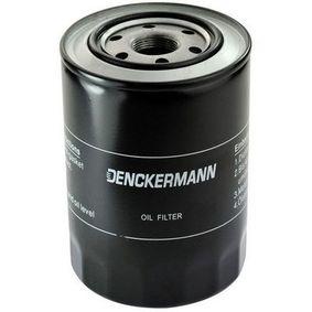 Ölfilter Innendurchmesser 2: 72mm, Innendurchmesser 2: 64mm, Höhe: 160mm mit OEM-Nummer 15600 87104