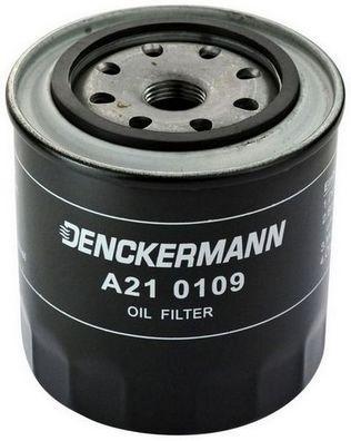 DENCKERMANN  A210109 Ölfilter Innendurchmesser 2: 71mm, Innendurchmesser 2: 62mm, Höhe: 103mm