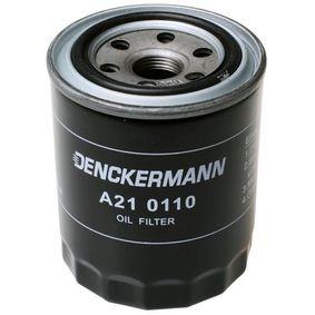Ölfilter Ø: 85mm, Innendurchmesser 2: 57mm, Innendurchmesser 2: 65mm, Höhe: 120mm mit OEM-Nummer 15601-87310