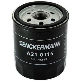 Ölfilter Innendurchmesser 2: 71mm, Innendurchmesser 2: 62mm, Höhe: 94mm mit OEM-Nummer 1142 1 745 390