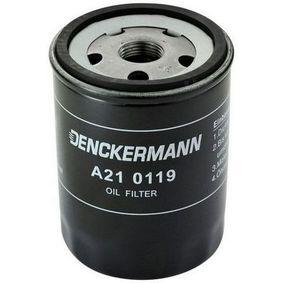 Ölfilter Innendurchmesser 2: 72mm, Innendurchmesser 2: 63mm, Höhe: 103mm mit OEM-Nummer 1109.W7