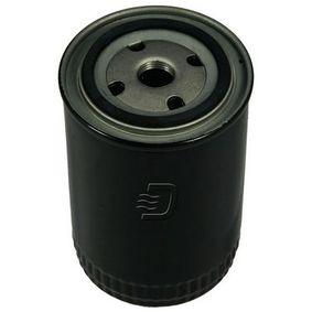 Φίλτρο λαδιού Εσωτερική διάμετρος 2: 71mm, Εσωτερική διάμετρος 2: 62mm, Ύψος: 157mm με OEM αριθμός 5011 838