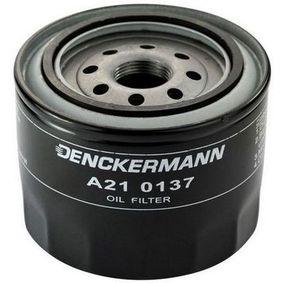 Ölfilter Innendurchmesser 2: 80mm, Innendurchmesser 2: 72mm, Höhe: 83mm mit OEM-Nummer 90915-30001