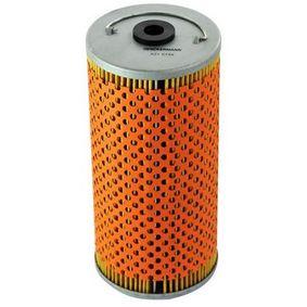 Ölfilter Innendurchmesser 2: 10mm, Innendurchmesser 2: 22mm, Höhe: 154mm mit OEM-Nummer 591 155 62