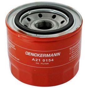 Ölfilter Innendurchmesser 2: 71mm, Innendurchmesser 2: 62mm, Höhe: 80mm mit OEM-Nummer 15400PA6004