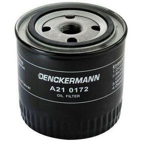 Ölfilter Innendurchmesser 2: 71mm, Innendurchmesser 2: 62mm, Höhe: 95mm mit OEM-Nummer 021115351A