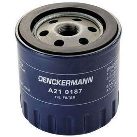 Ölfilter Innendurchmesser 2: 81mm, Innendurchmesser 2: 63mm, Höhe: 90mm mit OEM-Nummer 1109.35