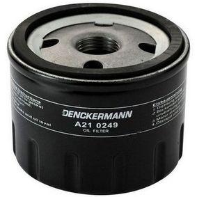 Ölfilter Innendurchmesser 2: 72mm, Innendurchmesser 2: 63mm, Höhe: 59mm mit OEM-Nummer 71736169