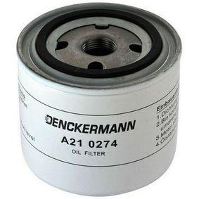 Ölfilter Innendurchmesser 2: 71mm, Innendurchmesser 2: 62mm, Höhe: 85mm mit OEM-Nummer 93156562