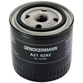 Ölfilter Innendurchmesser 2: 71mm, Innendurchmesser 2: 62mm, Höhe: 95mm mit OEM-Nummer 7701 008 698
