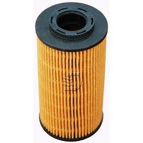 Ölfilter Innendurchmesser 2: 25mm, Höhe: 121mm mit OEM-Nummer 263202A001