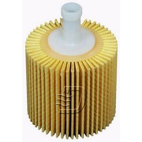 Ölfilter Innendurchmesser 2: 28mm, Innendurchmesser 2: 12mm, Höhe: 98mm mit OEM-Nummer 04152 0V010