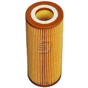 Ölfilter Innendurchmesser 2: 32mm, Höhe: 155mm mit OEM-Nummer 06E115466