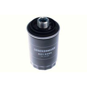 Ölfilter Innendurchmesser 2: 72mm, Innendurchmesser 2: 63mm, Höhe: 140mm mit OEM-Nummer 06J115561 B