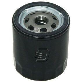 Ölfilter Innendurchmesser 2: 72mm, Innendurchmesser 2: 63mm, Höhe: 88mm mit OEM-Nummer 93186554