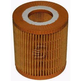 Ölfilter Innendurchmesser 2: 31mm, Höhe: 79mm mit OEM-Nummer 11 42 7 619 319